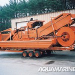 Aquamarine H7 400 Aquatic Harvester