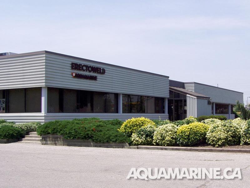 Aquamarine Office